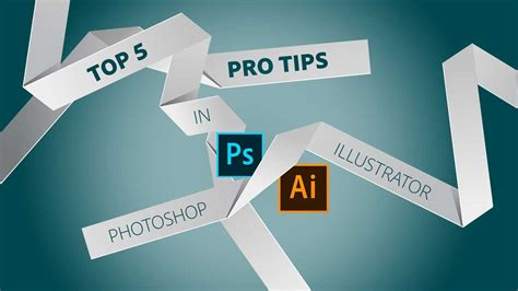 Top 5 Tips For Graphic Designers Using Photoshop