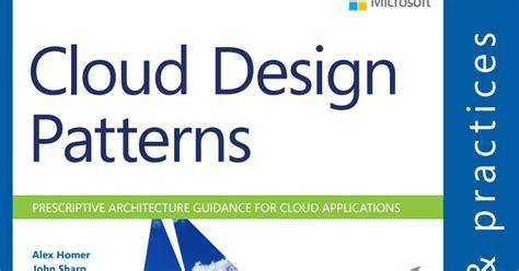 cloud design patterns solving it puzzles cloud design patterns prescriptive