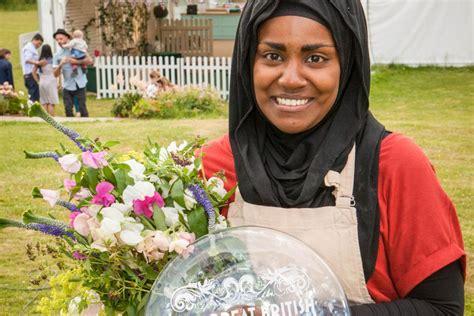 Great British Bake Off Winner Nadiya Hussain