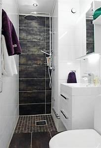 Salle De Bain 3m2 : salle de bain 3m2 aubade salle de bain colonne rangement ~ Dallasstarsshop.com Idées de Décoration
