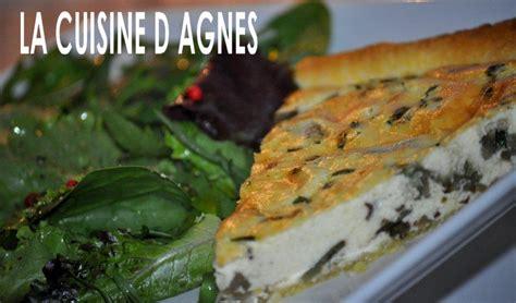 cuisine brousse quiche de brousse aux artichauts violets blogs de cuisine