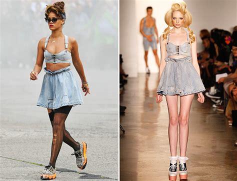 Rihannau2019s We found love Outfit | Petite Avenue