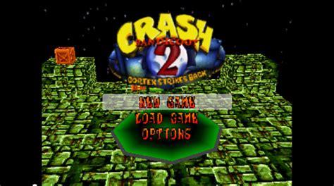 Cherrim98 Fan Game Blog Crash Bandicoot The Good Ol 39 Days