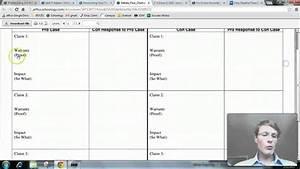 10th 72 debate flow chart youtube With debate flow template
