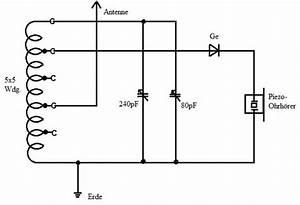 Transistor Radio Schaltplan