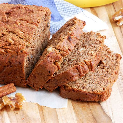 Gluten Free Banana Nut Bread (My Favorite)