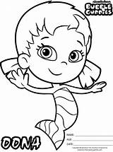 Guppies Bubble Coloring Pages Oona Nickelodeon Colouring Birthday Guppy Google Sheets Outline Printable Molly Underwater Characters Mermaid Easy Coloringpagesfortoddlers Character sketch template