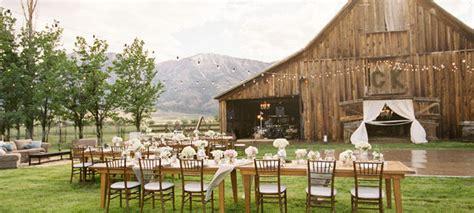 Best Oregon Eco Wedding Venues
