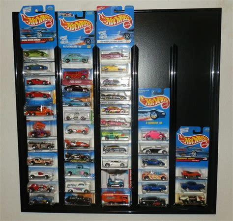 hotwheels matchbox diecast car display holder  cars