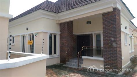 Cost Of Wiring A House In Nigerium by For Sale Lovely Three Bedroom Bungalow With Bq