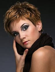 Highlights for Dark Brown Short Hair