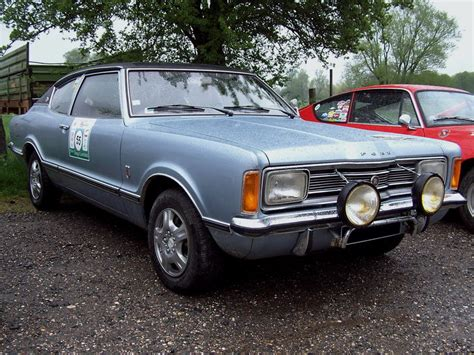 ford taunus gxl coupe oldiesfan mon blog auto