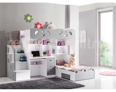 bureau fille lit superpose avec bureau 28 images lits superpos 233