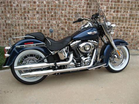Buy 2012 Harley-davidson Softail Deluxe Cruiser On 2040motos