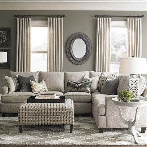 Therapy Sectional by Missing Product In 2019 House Living Room Decor