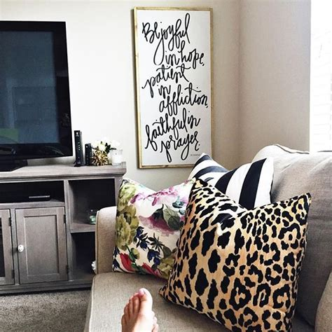 Cheetah Bedroom Decor - leopard print pillow interiors home home decor