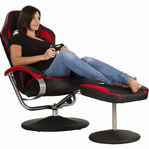 Relax Tv Sessel : racing tv sessel relax racer gt mit fu hocker gaming schwarz rot ebay ~ Indierocktalk.com Haus und Dekorationen