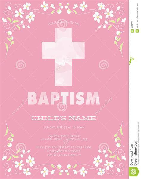 Pink Girl's Baptism/Christening/First Communion