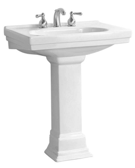 foremost    wh structure vitreous china pedestal