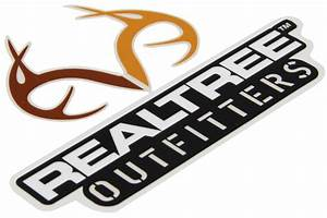 Realtree Outfitters Logo Flat Decal - Full Color - Qty 1 ...