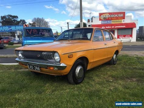 Datsun For Sale by Datsun 120y For Sale In Australia