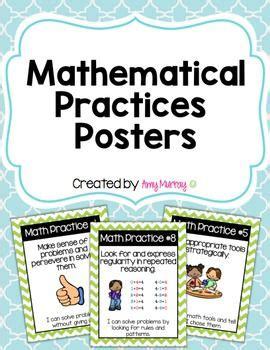 Glossary Of Terms Commonly Used In Primary Revision 25 Best Ideas About Math Practices Posters On