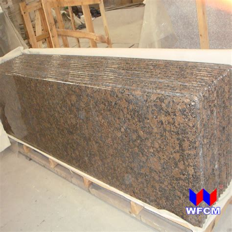prefab granite countertops china baltic brown granite prefab countertop china brown