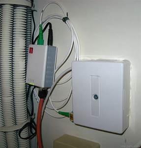 Coffret De Communication Fibre Optique : branchement box fibre sfr ~ Dode.kayakingforconservation.com Idées de Décoration