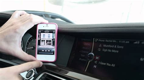 spotify   integrated  bmw connecteddrive
