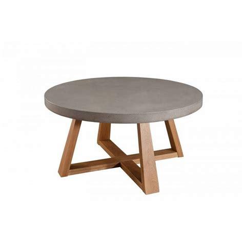 table basse industrielle ronde table basse carr 233 e ronde ou rectangulaire au meilleur