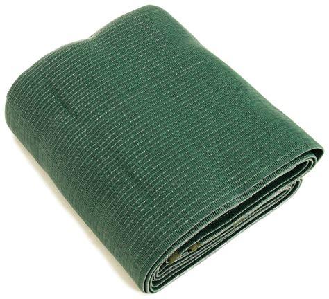 rv outdoor mats camco reversible rv leisure mat w stakes 12 x 9