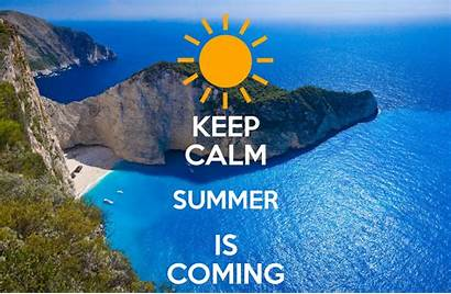 Coming Summer Calm Keep Voted Nobody Yet
