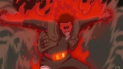 Guy Gai Might Mighty Maito Wallpapers Naruto