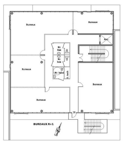 plan des bureaux vues du centre d 39 affaires actiparc à martin de crau 13