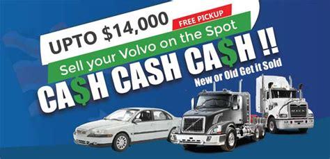 volvo wreckers perth cash  car