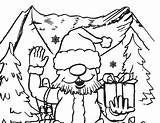 Competition Coloring Far Christmas sketch template