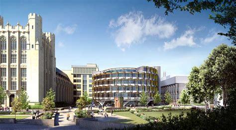 Bristol University Building Biological Sciences