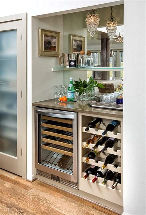 Home Wine Bar Design Ideas by 27 Home Bar Ideas To Entertain In Style From Budget