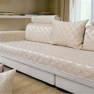 aliexpresscom buy modern brief plaid sofa covers With how to cover furniture with fabric
