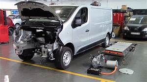 Use Old Electric-Car Batteries To Electrify Used Vans
