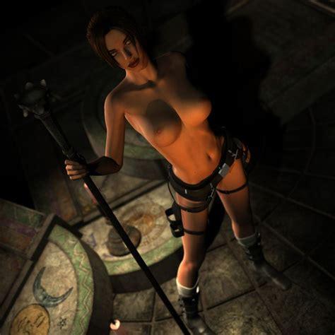 Naked Lara Croft Tomb Raider Hentai Image 2 680x680 Cgi