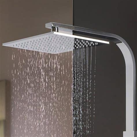 paffoni doccia soffione doccia forma rettangolare paffoni 34x22 cm in