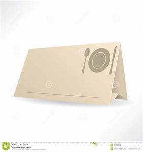 dinner reservation template stock photography image With table reservation card template