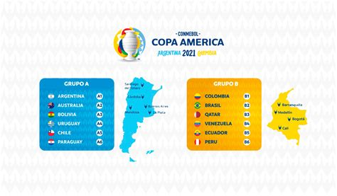 The tournament will take place in brazil from 11 june to 10 july 2021. Calendário da CONMEBOL Copa América 2021   CONMEBOL