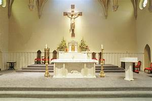 The Holy Sacrifice of the Mass – Altar, Sacred Vessels ...