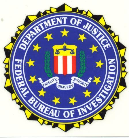 fbi bureau of investigation department of justice federal bureau of investigation