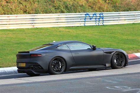 2019 Aston Martin Vanquish Aimed Squarely At The Ferrari