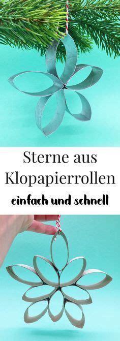 Aus ästen Basteln by Weihnachtsdeko Basteln Sterne Aus Klopapierrollen Mit
