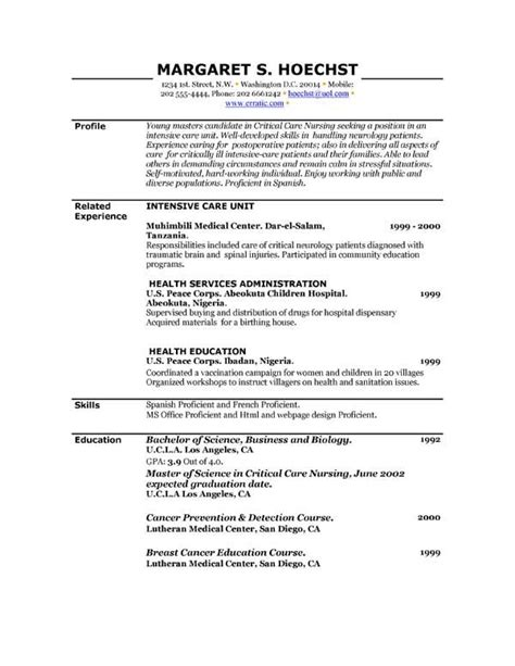 Free Printable Resume Templates by Best 25 Free Printable Resume Ideas On