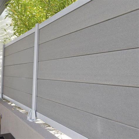 les 25 meilleures id 233 es concernant lame composite cloture sur lame de terrasse